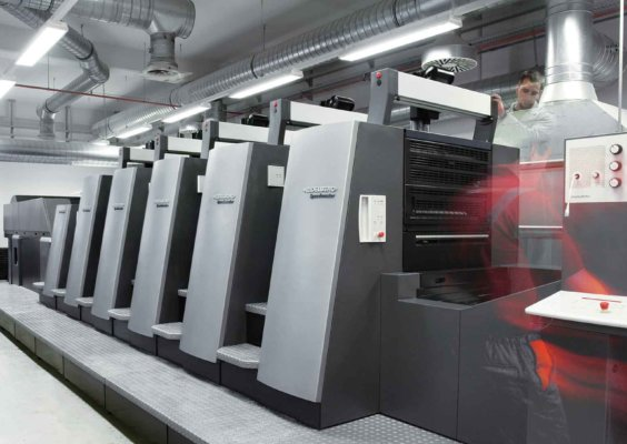 Quadra - Production - Machine Printing Products Hero