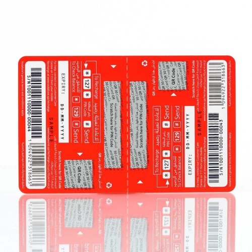 Quadra - Security Printing - ISO Multi Pin Cards 04